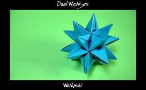 Dual Wedges by wolbashi