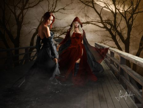 witches by Macs61