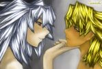Silver and Gold by taemanaku