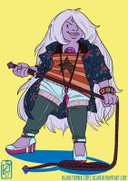 Fashion Amethyst by iisjah