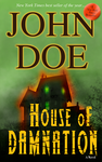 House of Damnation book cover by finkybeatnik