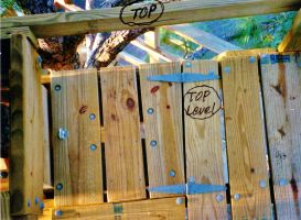 Our Treehouse Built by My Husband {Photo 47} by Empress-XZarrethTKon