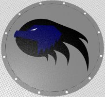 Blackfire hawks shield v1 by Silverwind91