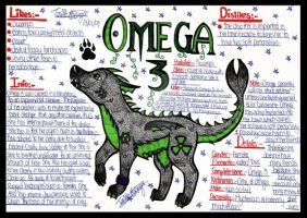 Omega 3 Refrence Sheet by Fantasy-and-Fiction