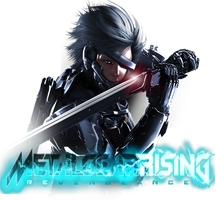 Metal Gear Rising icon by theedarkhorse