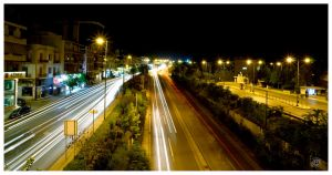 Night in Athens Vol 8 by etsap