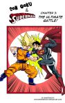 Chapter 3 - Son Goku and Superman: The Clash by Einstein001