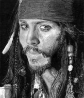 Jack Sparrow by Ganjira