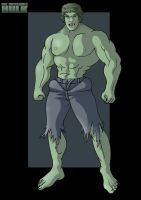 incredible hulk by nightwing1975