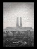 Vimy Ridge 01 by -Wedge- by Wedgewenis