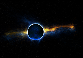 Birth of a Planet by jaleh