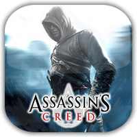 Assassin's Creed Game Icon by Wolfangraul