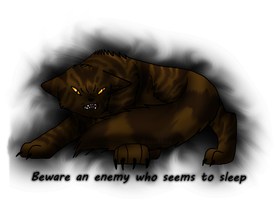 Tigerclaw - Beware... by ArcticBlood