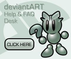 deviantART Help and F.A.Q. ad by ivosiliev
