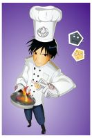 Roy Mustang commission by Sinapi