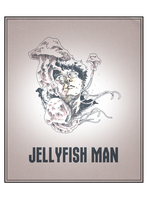 Jellyfish Man by albakaziy