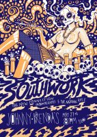 Southwork at Johnny Brenda's by liliesformary