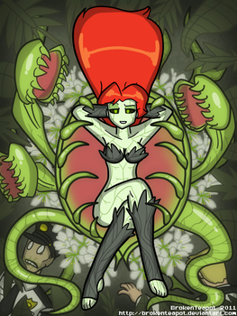 Poison Ivy by BrokenTeapot