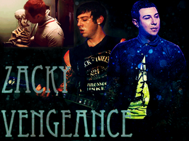 Zacky Vengeance Wallpaper by fakexreflection