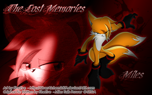 Miles - The Lost Memories by SilverAlchemist09