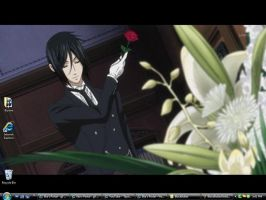 Black Butler Desktop 15 by naga07