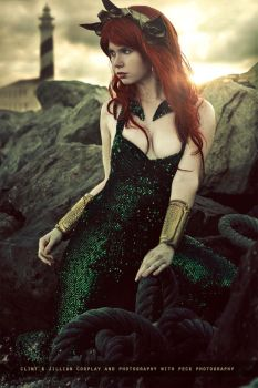 Mera - Aquaman Comics - New 52 - DC Comics by FioreSofen