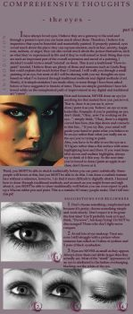 the human eye - part 1 by Ailidh