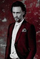 Tom Hiddleston Red by casbutter