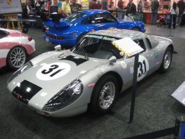 Porsche 904 Race Car by granturismomh