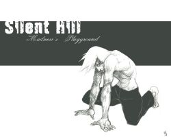 into silent hill by absinthe-girl