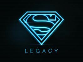 Superman legacy by kluneo