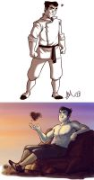 Bolin Doodles by BehindtheVeil