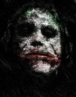 The Joker by isrobriones