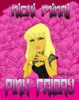 Nicki Minaj - Pink Friday by GiftedHands