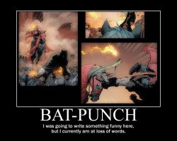 Motivation - Bat-Punch by Songue