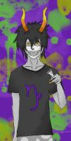 gamzee 2 by materz23