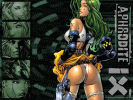 Aphrodite IX by Nighted
