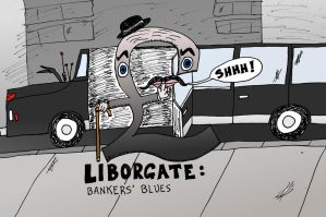 Liborgate Bankers Blues by optionsclickblogart