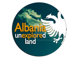 Albania explored Logo from AIESEC Albania by Sonasche