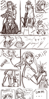 Fma Omake: Haircut by roolph