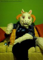 Tauntaun Costume -For Sale- by Wolfbird
