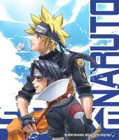 NARUTO FRIENDSHIP by kuebulan