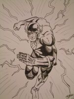 The Flash by bmac78
