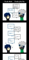 Sasuke Thinks OUTSIDE oftheBox by Chibi-Addict
