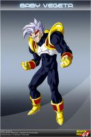 Dragon Ball GT - Baby Vegeta by DBCProject