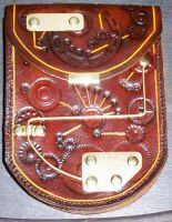 Steampunk Belt Pouch by Steampunked-Out