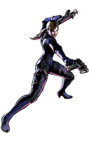 Ultimate MVC3 JILL by heatheryingNL