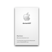 Apple ID 2 by macusers