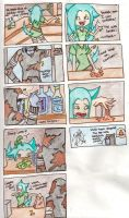 Bane NOT in a Library by StaciaStarburst