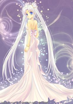 Princess Serenity by Nawal